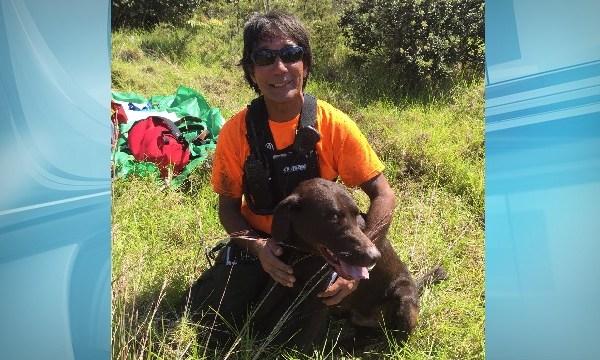 hawaii volcanoes national park rescued dog_121581