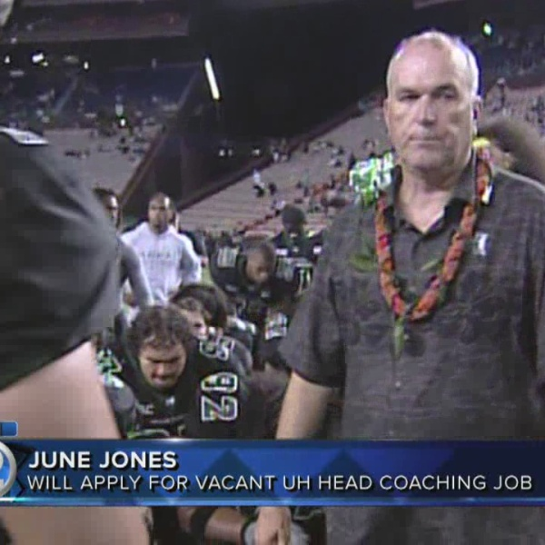 Pros and cons of June Jones' possible return to coach UH football