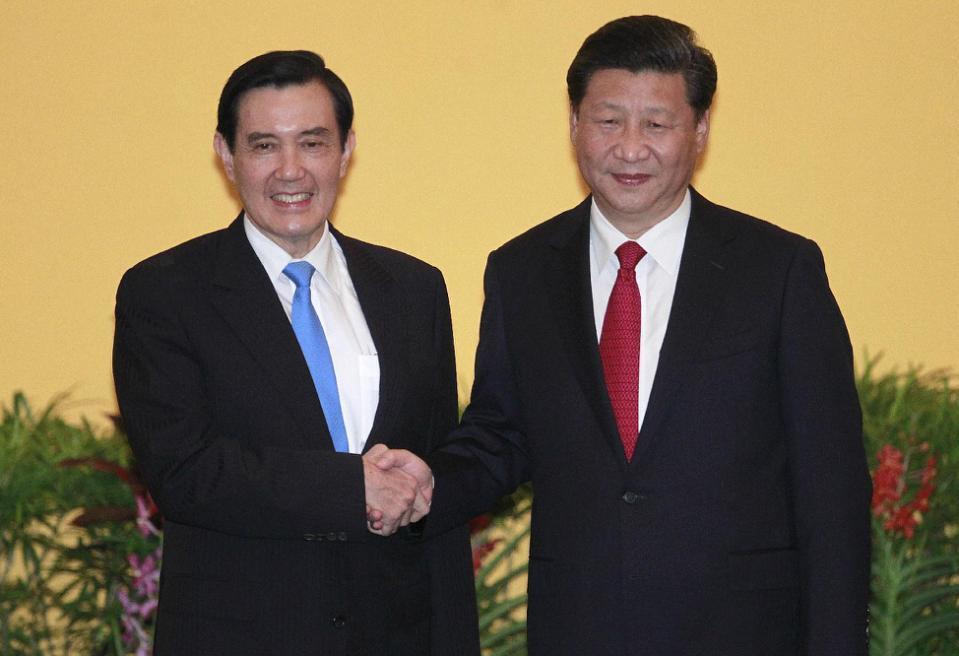 Ma Ying-jeou Xi Jinping_127637