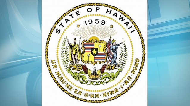 Hawaii state seal_127452