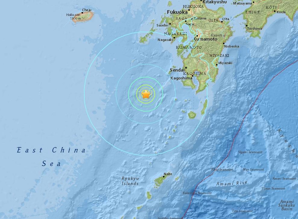 japan tsunami hawaii