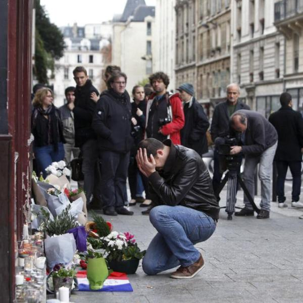 APTOPIX France Paris Attacks_128856