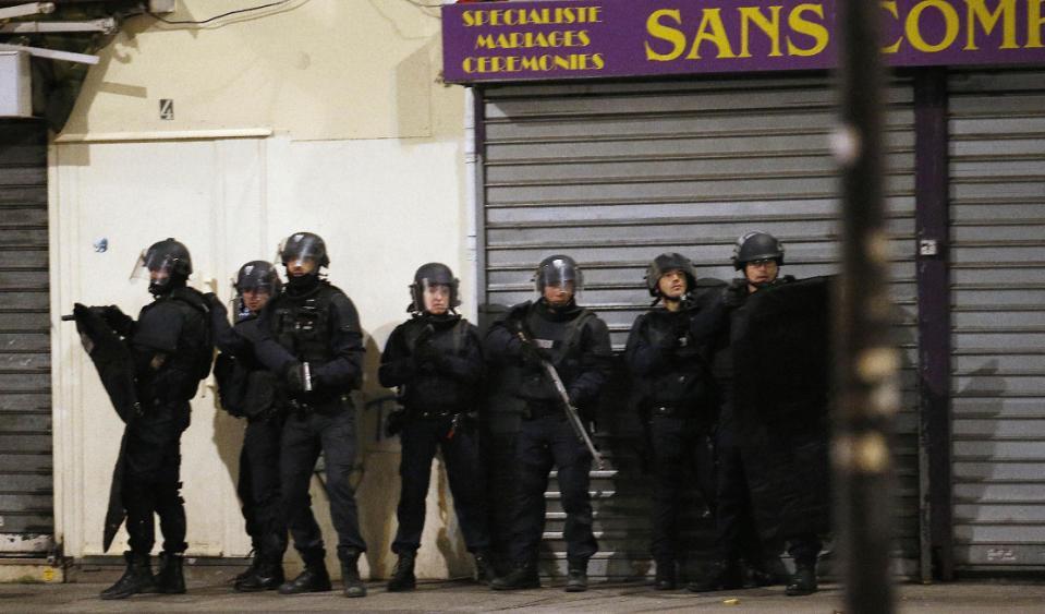 France Paris Attacks_129451