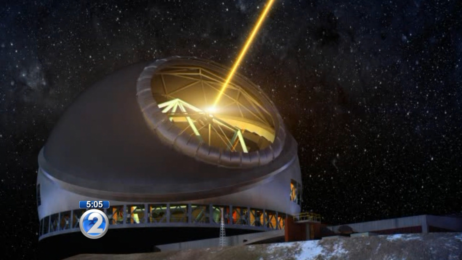 Hawaii Supreme Court invalidates permit to build Thirty Meter Telescope