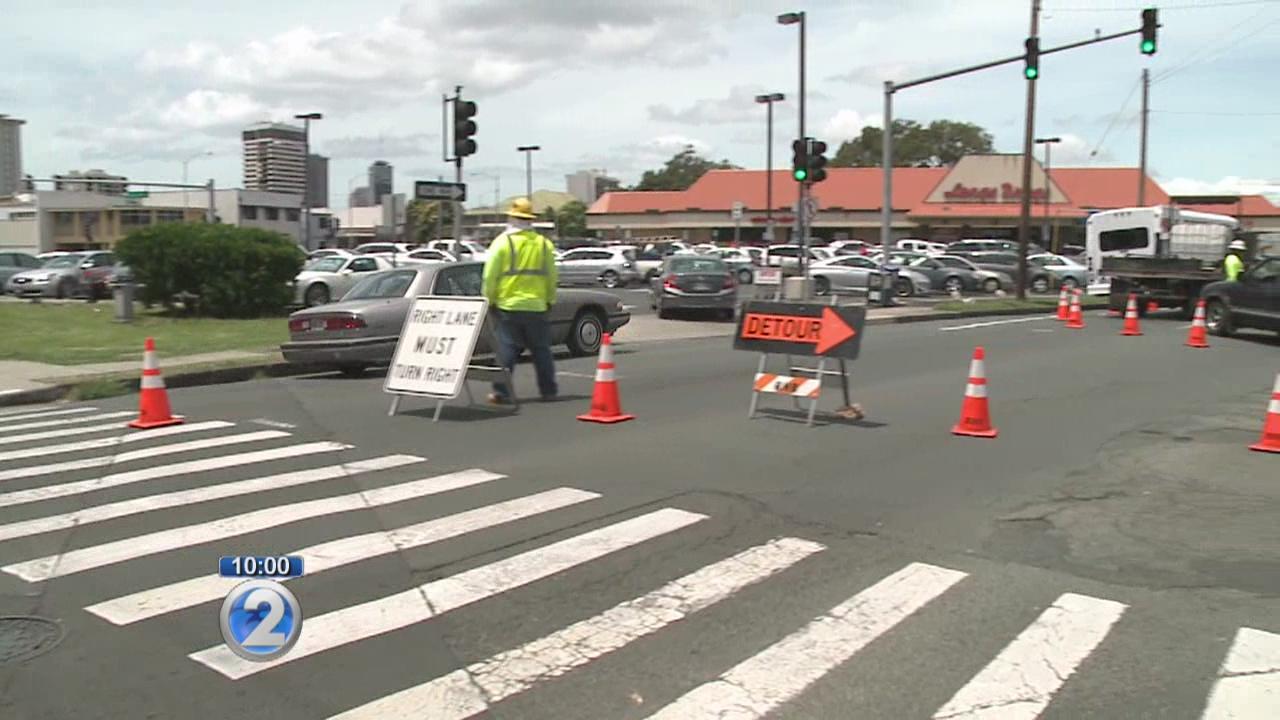 City could resume Beretania road repaving in early 2016