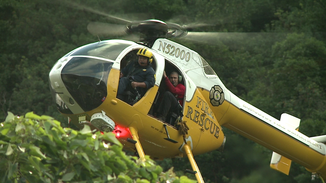air one hiker rescue moanalua_134319