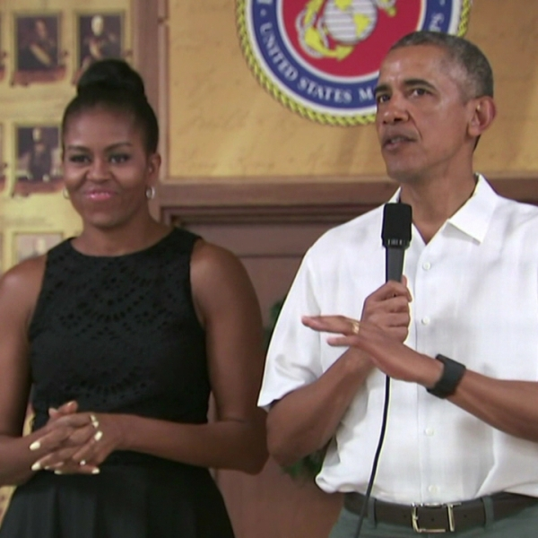 obama visit marine corps base_135630