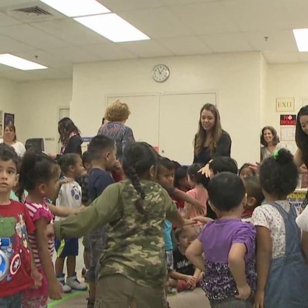 Head Start program celebrates 50 years