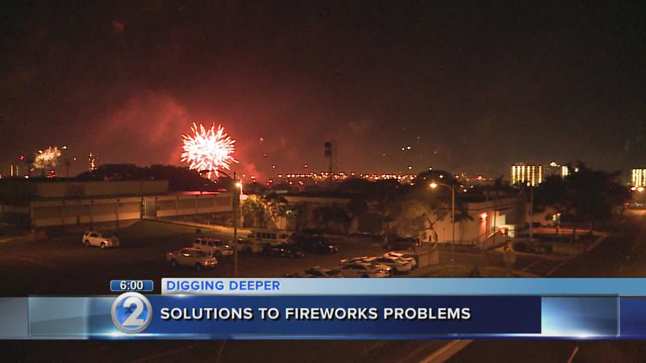 Waipahu man charged as HPD plans earlier crackdown on illegal fireworks