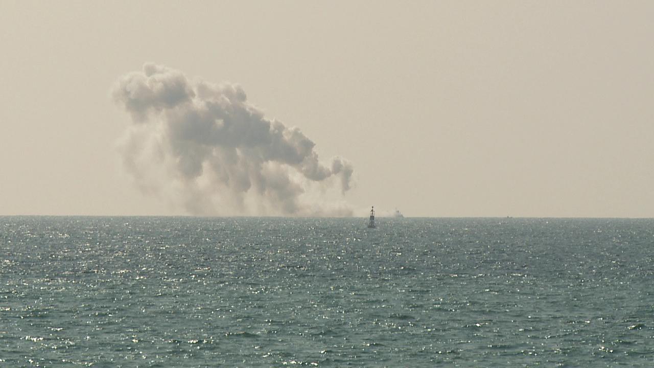 fireworks by grucci disposal off sand island_138385