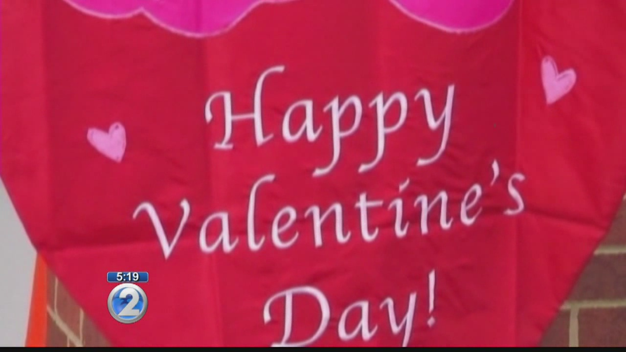 Valentine's Day can be depressing, especially for seniors