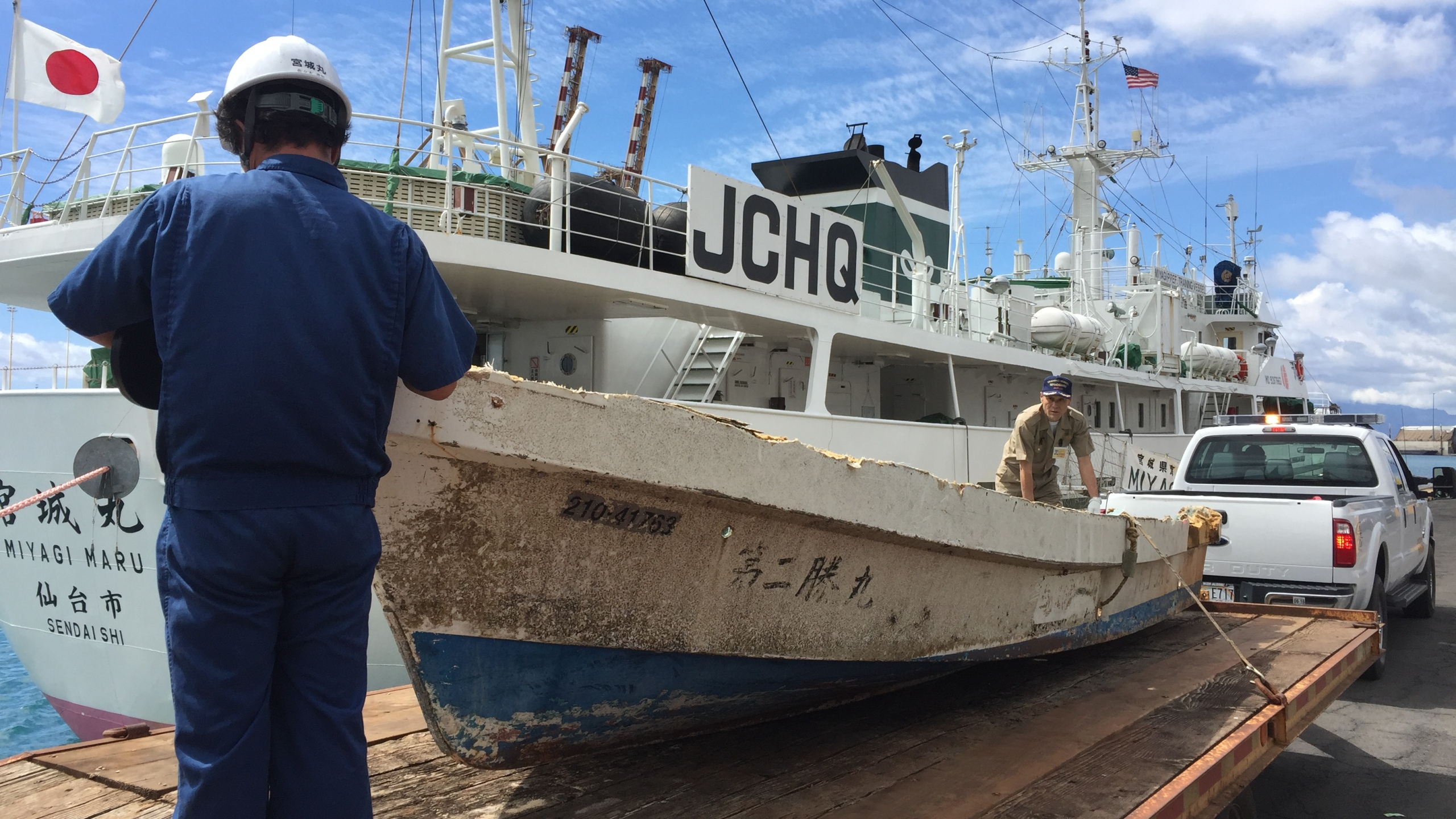 japanese tsunami boat_144098