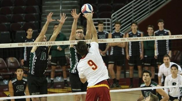 Hawaii Volleyball vs USC_143560