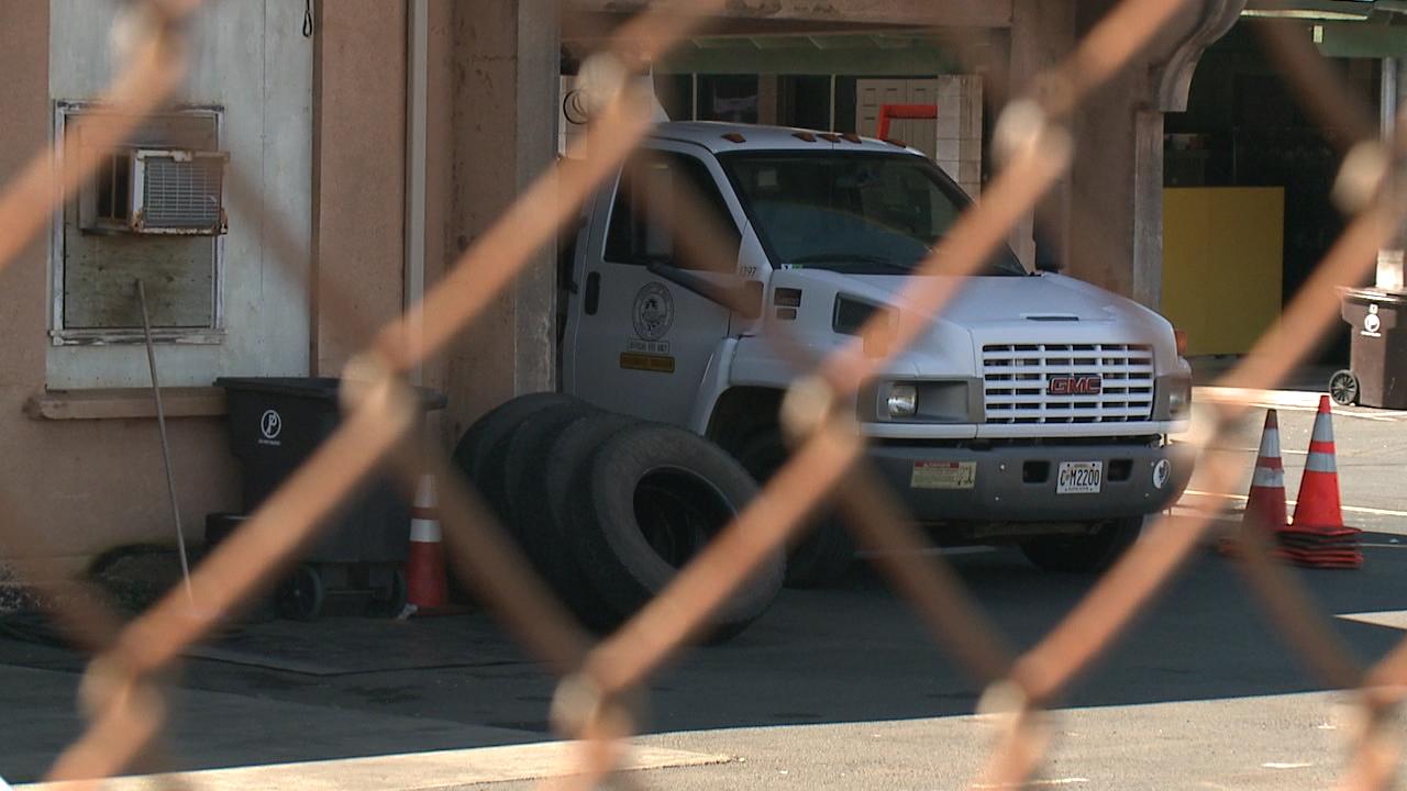 wailuku public works baseyard tires_143348