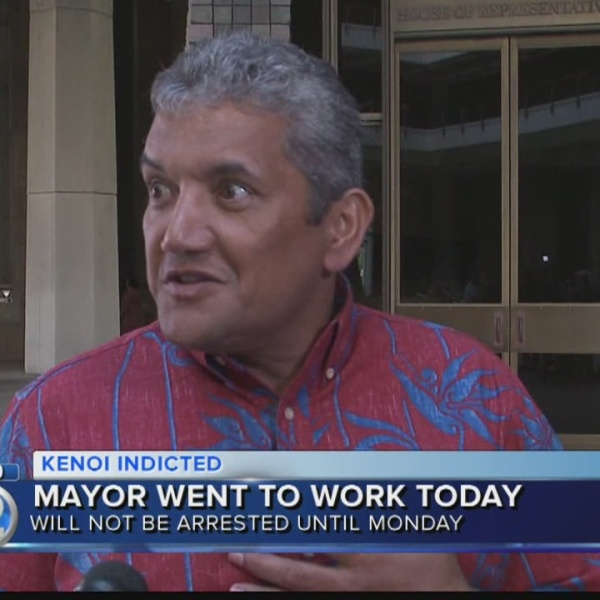 Defense attorneys question criminal charges against Hawaii Island mayor