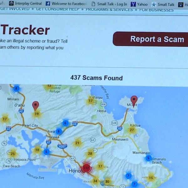 bbb scam tracker screenshot_149829