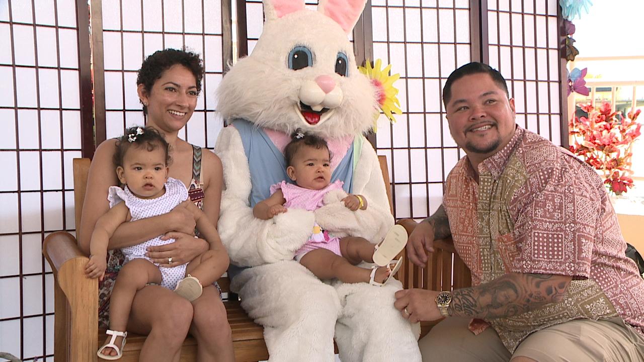 easter bunny celebration_148515