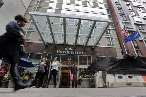 hilton garden inn new york_146798