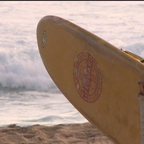 makaha ocean safety lifeguard surfboard generic_126054