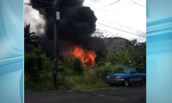 waimanalo fire home video_148934