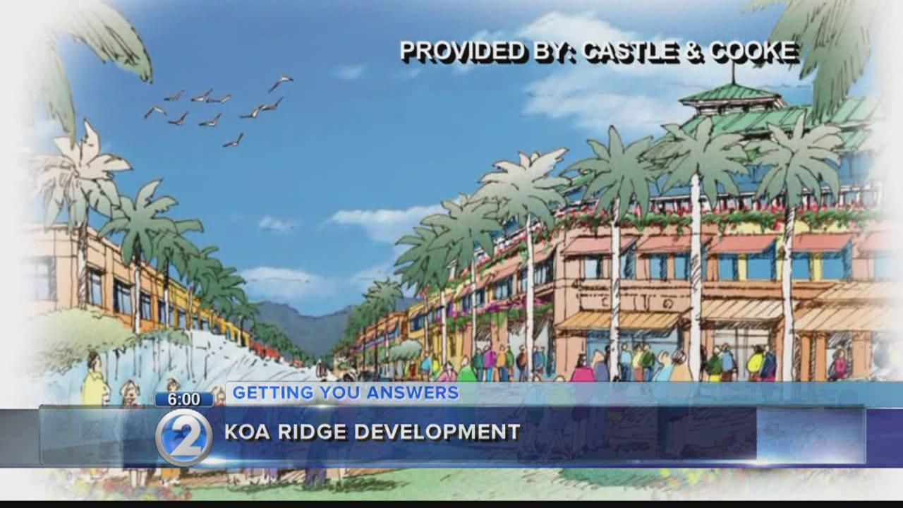 Supreme Court ruling paves way for Koa Ridge development
