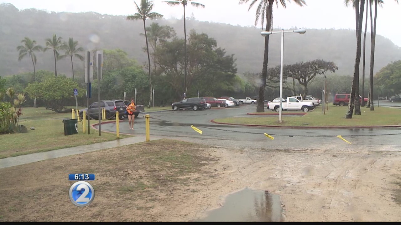 Waimea Bay Beach parking lot to get upgrade