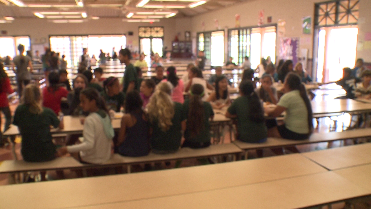 blurry students cafeteria generic_154390