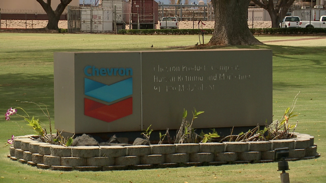 chevron hawaii sign_153201