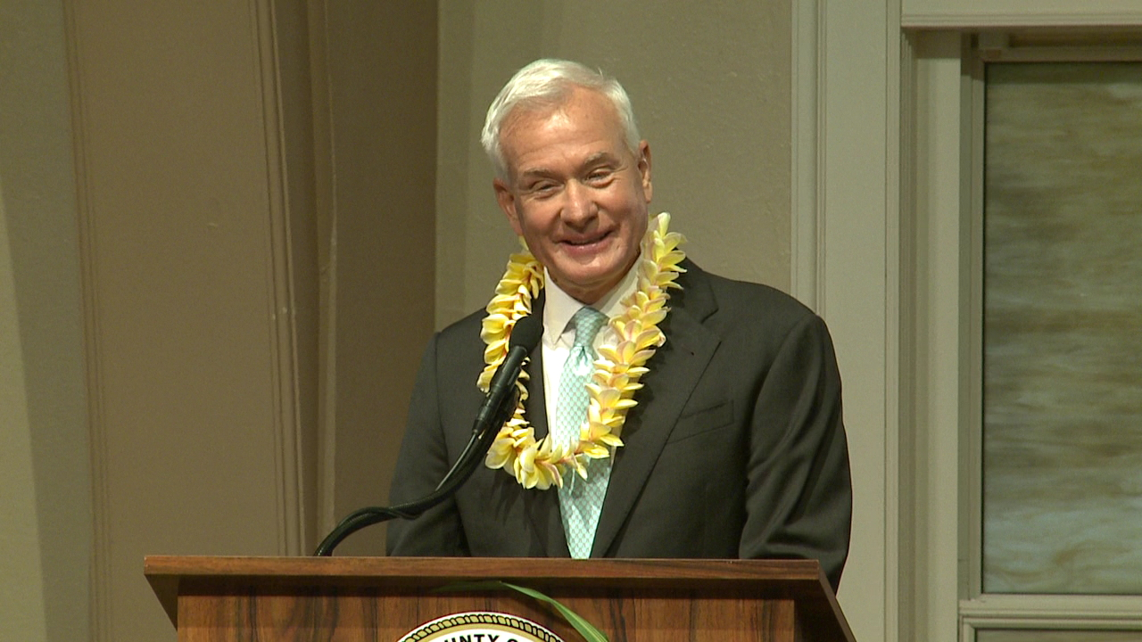 honolulu mayor kirk caldwell state of the city address_145585