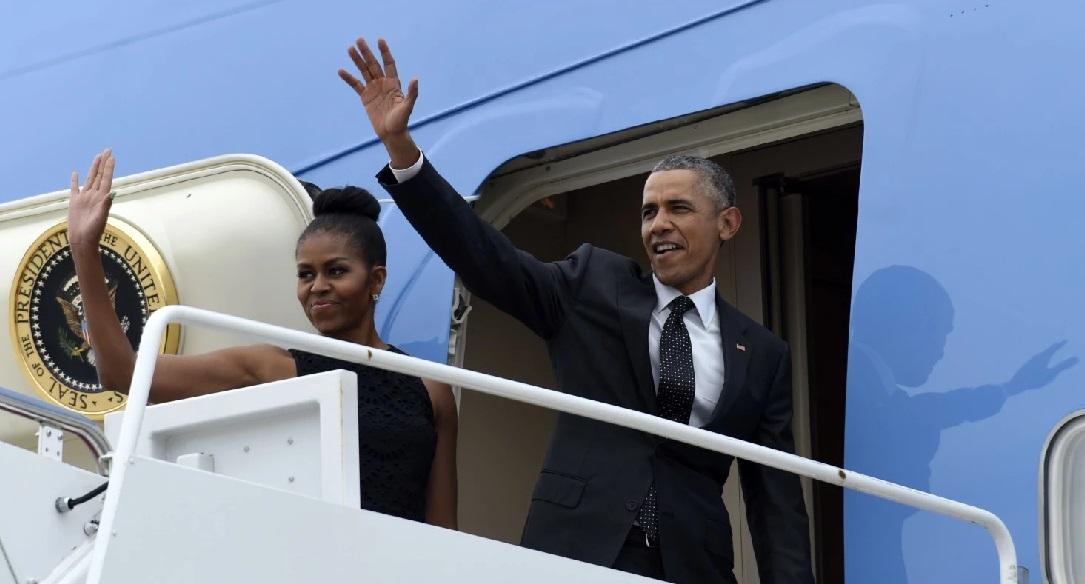 michelle and barack obama_134760
