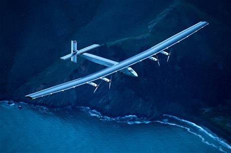 Solar Impulse 2 AP Photo Noah Berger_153900