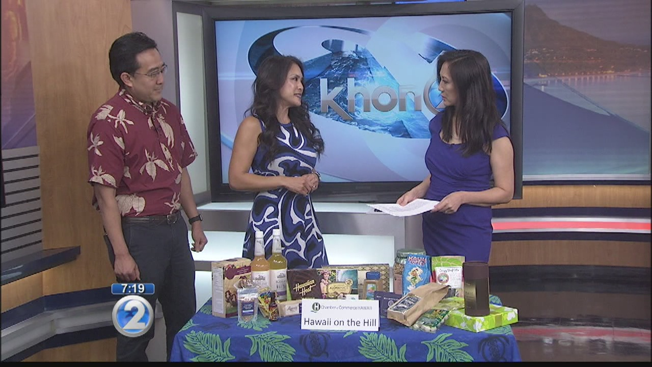 _Hawaii on the Hill_ Showcases Local Products in Nation's Capitol_159788