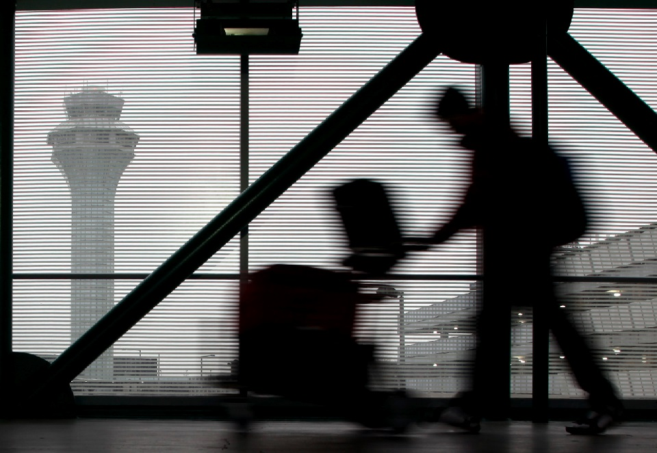 airport abstract silhouette_158730