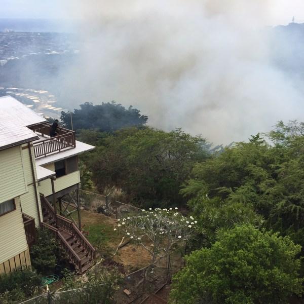 kahala ridge fire 6_157807