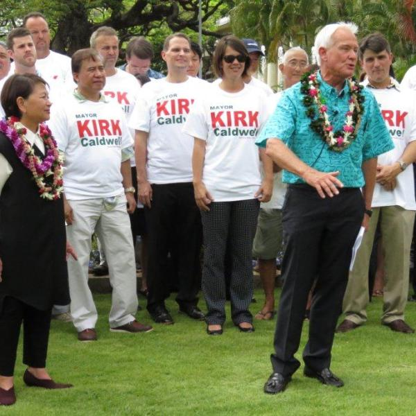 kirk caldwell campaign charles totto_155876