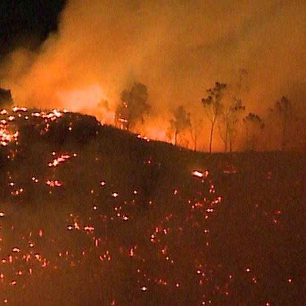nanakuli wildfire brush fire_157070