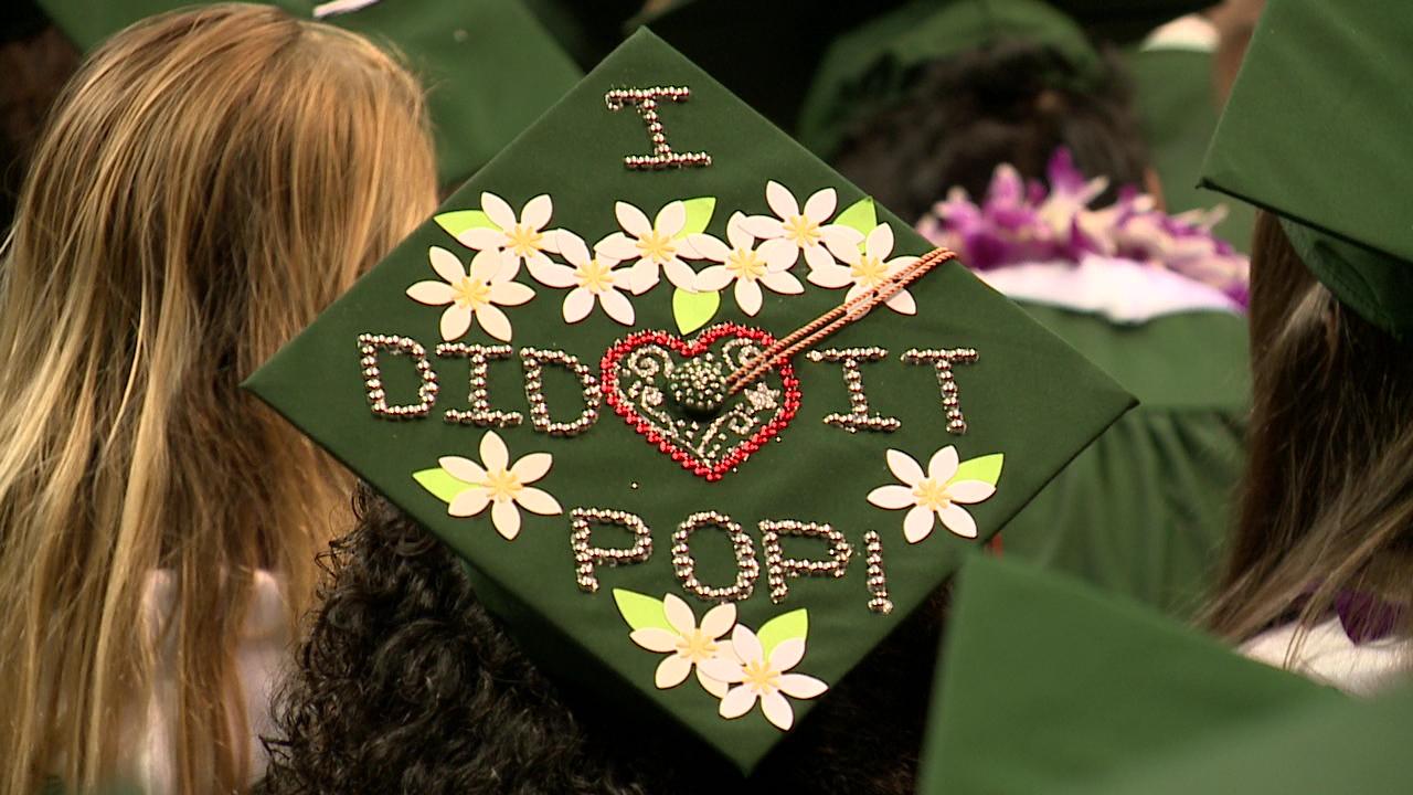 UH graduation cap_157167