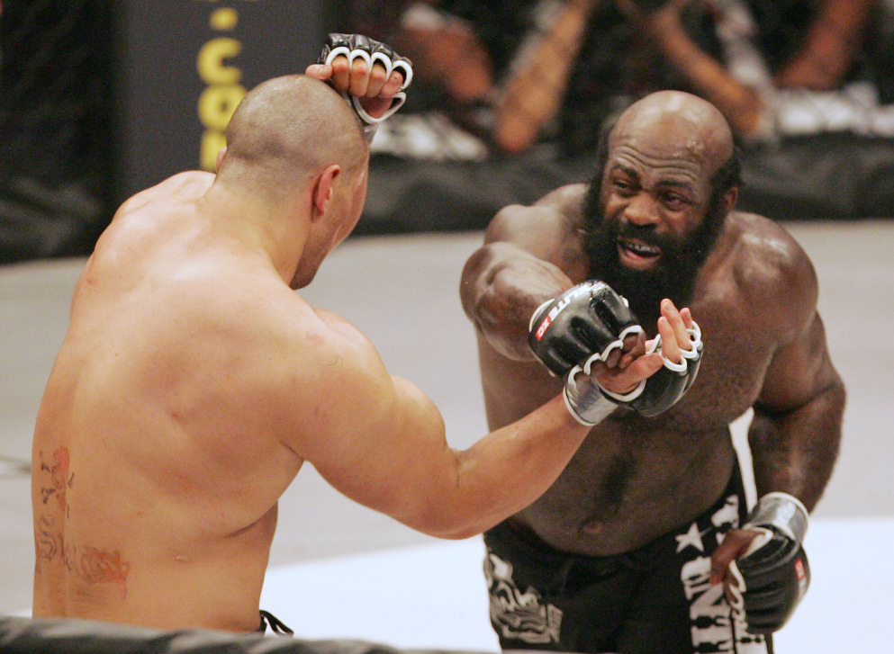 Kimbo Slice, James Thompson_160816