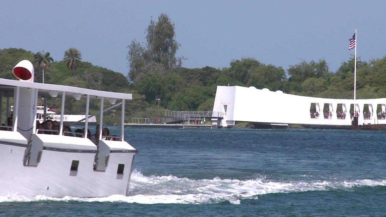 arizona memorial boat_164133