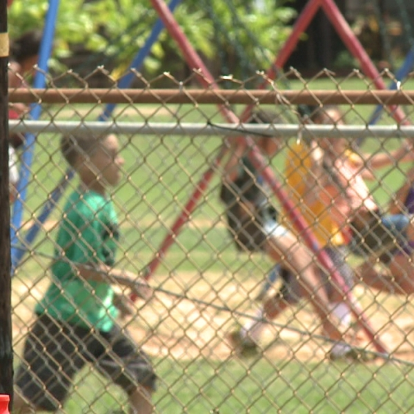 blurry kids playground school students_163417