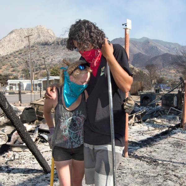 Western Wildfires_163779