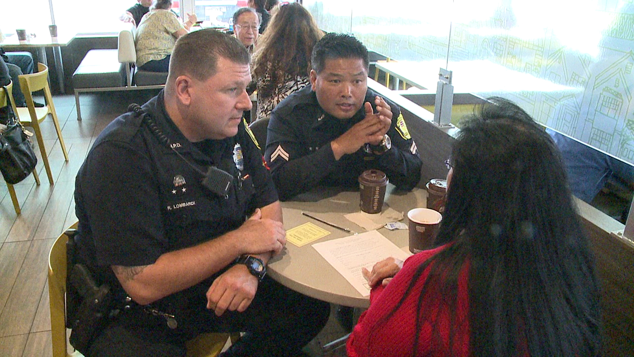 coffee with a cop tuesday_152107