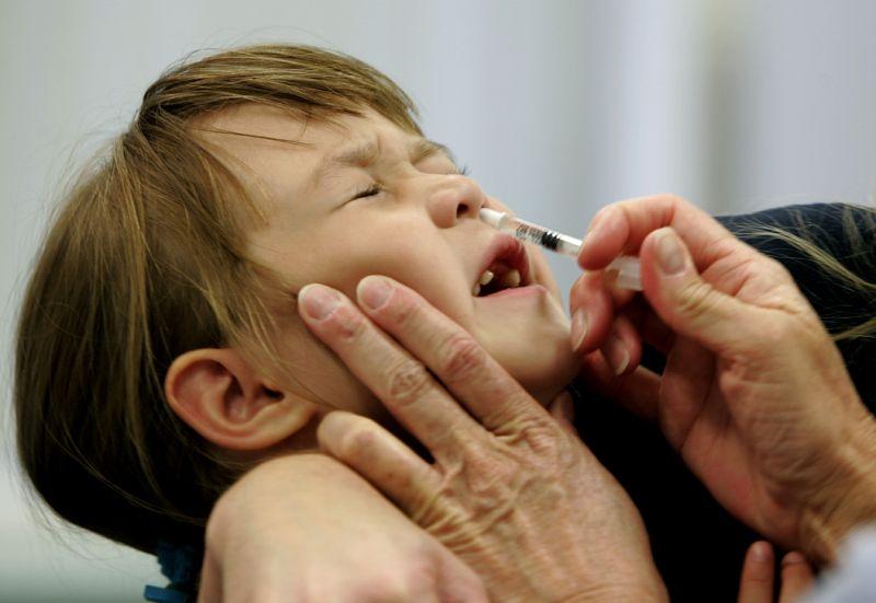 flu nasal spray ap photo chris gardner_163193