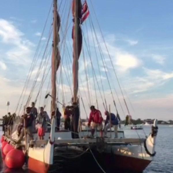 Hokulea Rhode Island arrival_162715