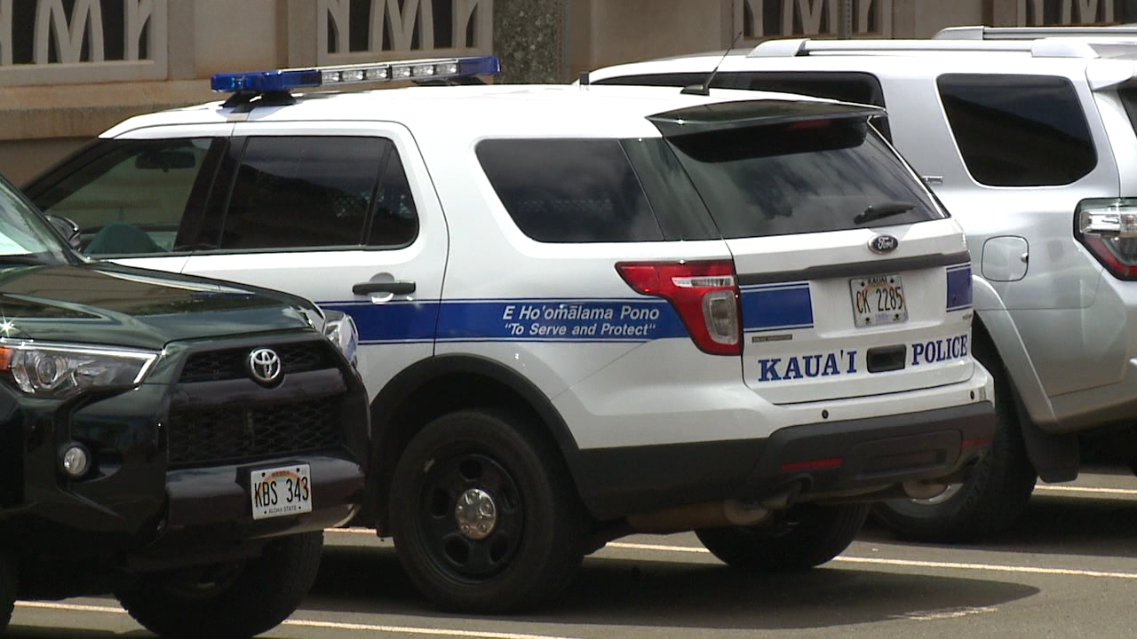 kauai police department vehicles_163868