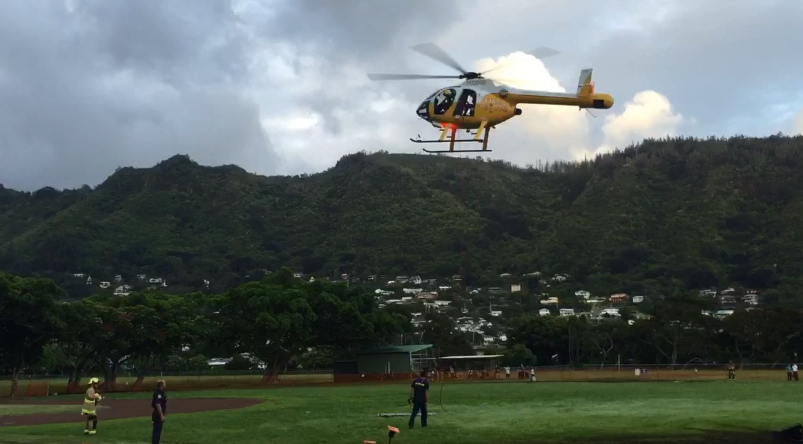 manoa hiker rescue_162185