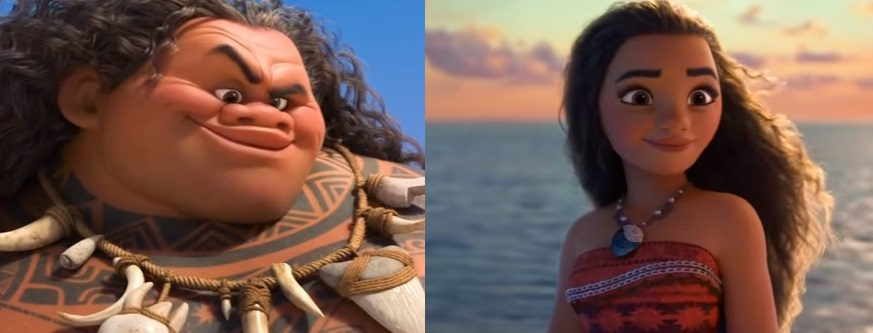 First 'Moana' trailer released, in theaters Thanksgiving