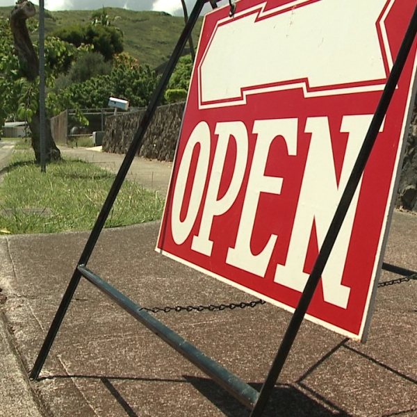 real estate open sign_160592