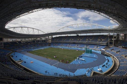 Brazil OLY Athletics_160312