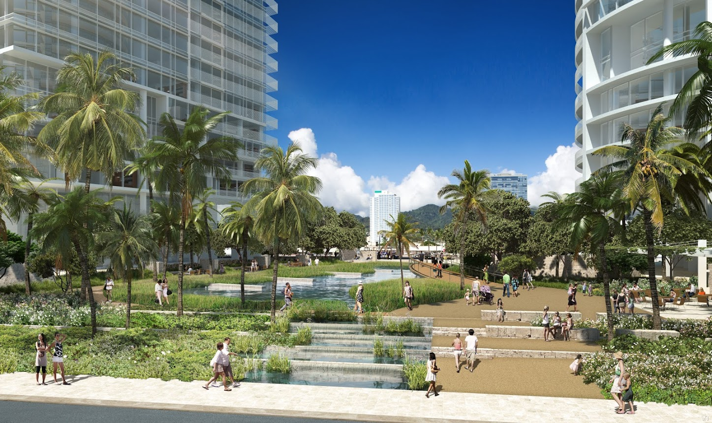 Gateway_Park_from Ala Moana ward rendering_166969